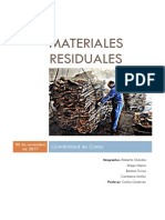 Materiales residuales (2)