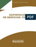 2015 Trib 29 Exportacion Turismo
