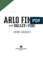 Arlo Finch Excerpt