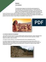 Los Primeros Pobladores de Cajamarca