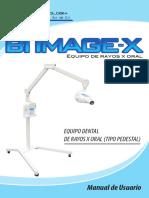 Manual Bi Image Pedestal