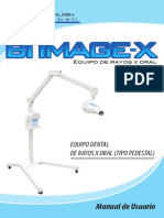 Manual Bi Image Pedestal