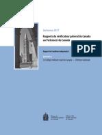 VG Automne 2017 Rapport 06 Le College Militaire Royal Du Canada Fr