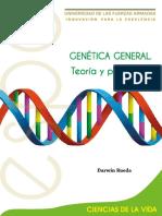 Genetica General Teoria y Problemas