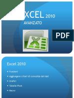 Corso Avanzato Excel
