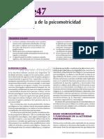 Psicopatología de La Psicomotricidad