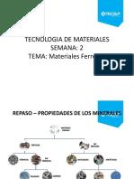 (Sesión 2) - Material Ferroso.pptx
