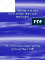 Ancient Greek Training