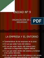 UNIDAD Nº 9.Ppt Org. de La Seg.