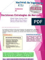 Decisiones Estrategicas de Mercado