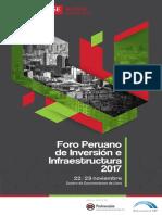 Foro Peruano de Inversión e Infraestructura