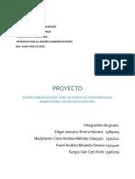 Marco Teorico Proyecto Sismo