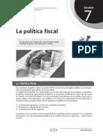 La_politica_fiscal