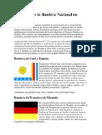 Evolución de la Bandera Nacional en Venezuela.docx