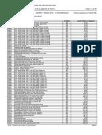 119 - Tabela Sintética - Com Desoneração