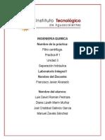 Filtro de Prensa