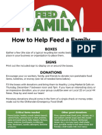 Feed a Family Kit-Chittenden 2017