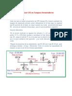 Minimizar CFE en Tanques Desnatadoras