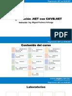 CursoProgramación # VB.net