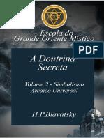 A Doutrina Secreta 2