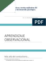 5. Modelos Teoricos y Teorias Explicativas Del Aprendizaje II