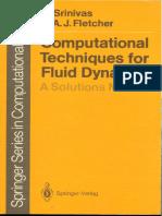 [CFD] Fletcher - Computational Techniques For Fluid Dynamics Vol 3 (Solutions Manual).pdf