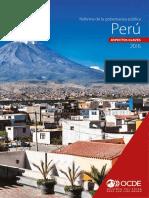 Public Governance Review Peru Highlights Es