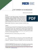 A linguagem no contexto da globalização.pdf