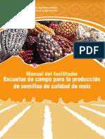 Escuelas de Campo para La Producción de Semillas de Calidad de Maíz
