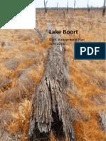 Lake Boort Draft management plan