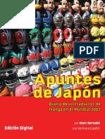 Apuntes de Japon Pages