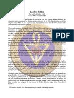 Fin, La Idea Del - Mar84 - Ruben a. Dalby, F.R.C.
