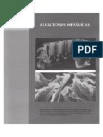 Cap. 12 Aleaciones Metalicas. Libro Callister