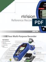 Registrador Digital Nvision Crystal-Ametek