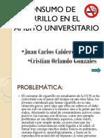 EL CONSUMO DEL CIGARRILLO EN EL AMBITO UNIVERSITARIO.pptx