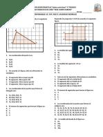 Evaluacion Plano Cartesiano