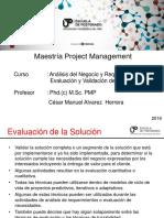 Clase 08 Evaluación y Validación de la Solución.pdf.pdf