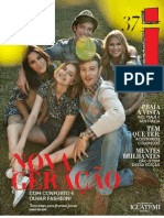 Alunos da Escola São Paulo criam logo para Revista i
