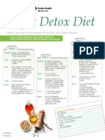 Sugar Detox Diet Plan