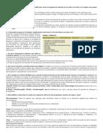 Resumen 1 Parcial Biomol