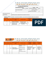 Planeacion Pedagogia Evaluacion Institucional