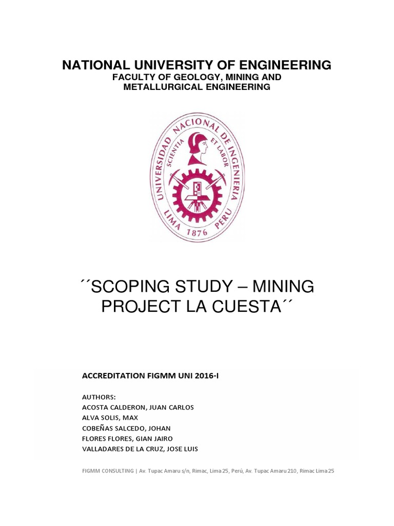 Dp Proyecto Ampliacion (Eng) | Mill (Grinding) | Minerals
