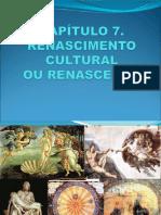 Beá - Renascimento Cultural Ou Renascença