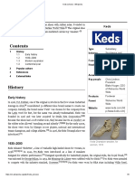 Keds (Shoes) - Wikipedia
