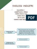 BIOTEKNOLOGI  INDUSTRI.pptx