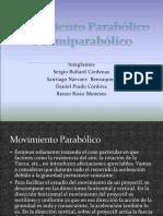 Movimiento Parabolico y Semiparabolico (1)