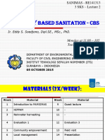 03a Community Based Sanitation_CBS