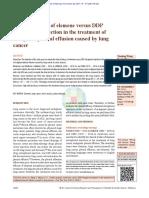 comparacion de prostectomia radical con robot vs prostectomia abdominopelvica en tratamiento de  ca prostatico