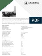 Motor Grader XCMG GR215