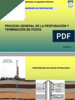 1.-Proceso General de Perforación y Terminación